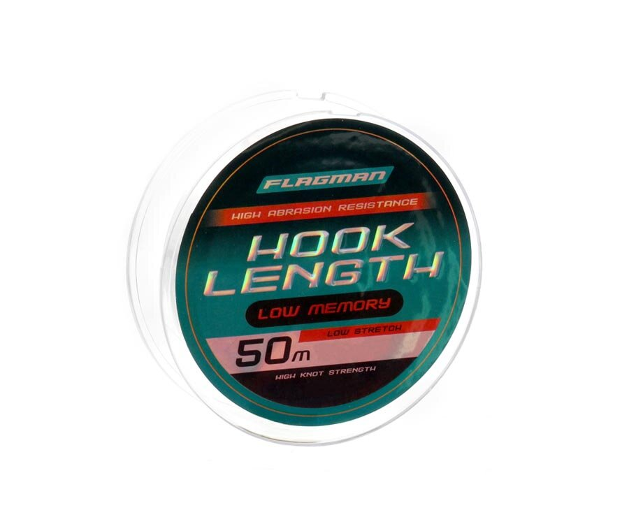 Леска Flagman Hook Lenght 50м 0.14мм